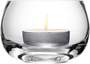 LSA INTERNATIONAL LSA6964 Light Tea Light Holder, Clear