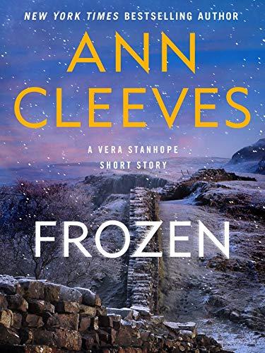 Frozen (Vera Stanhope) by [Ann Cleeves]