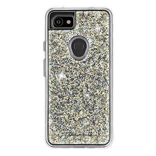 Case-Mate Pixel 3a Twinkle Stardust Case