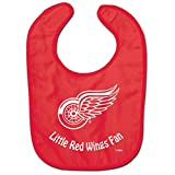 NHL Detroit Red Wings WCRA2063814 All Pro Baby Bib