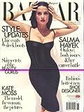 Harper`s Bazaar (November 2012,U.K.Edition,Salma Hayek)