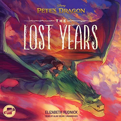 Couverture de Pete's Dragon: The Lost Years