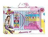 Kids Euroswan - Soy Luna WDSL051. Set de accesorios para el cabello 10 piezas.