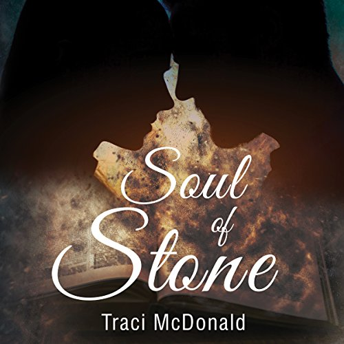 Soul of Stone audiobook cover art