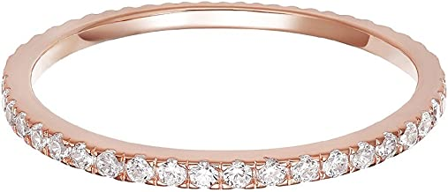 Best rose gold ring necklace Reviews