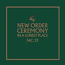 new order ceremony vinyl