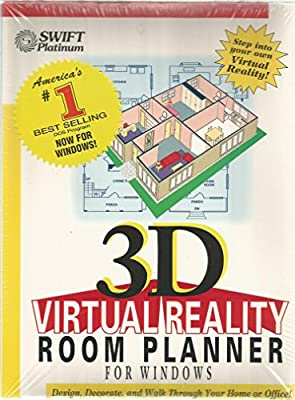 3D Virtual Reality Room Planner