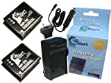 Upstart Battery Camera & Camcorder Battery Chargers