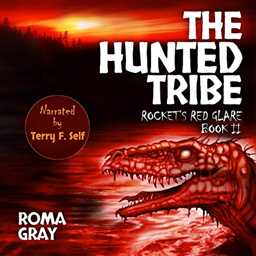 The Hunted Tribe audiobook cover art