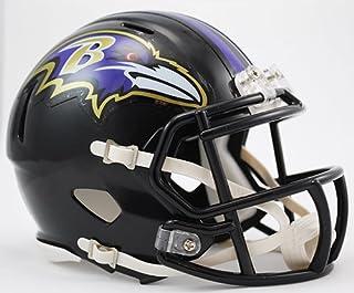 Baltimore Ravens Riddell Speed Mini Football Helmet - New in Riddell Box