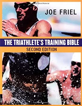 Paperback Triathelete's Training Bible Book