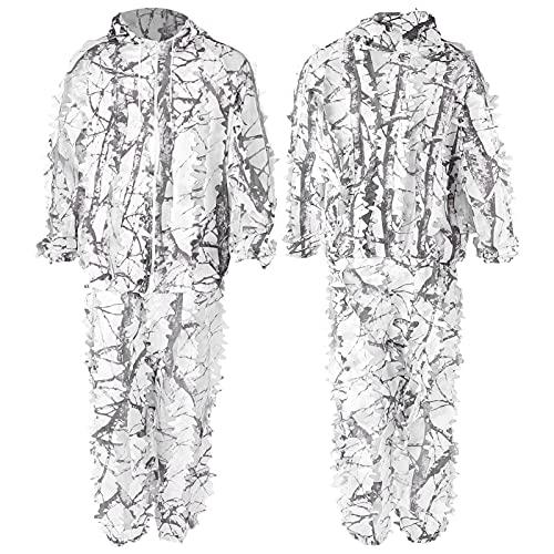 minifinker 3D-Blatt-Anzug, praktischer...