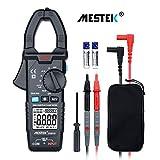 Pince Ampèremétrique MESTEK Multimètre TRMS Automatique Voltmètre AC DC Tension...