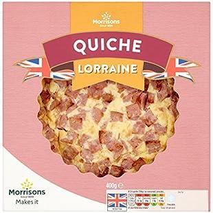 Morrisons Quiche Lorraine, 400g