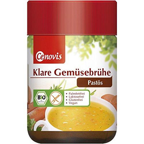 Cenovis - Klare Gemüsebrühe pastös, bio, 462 g