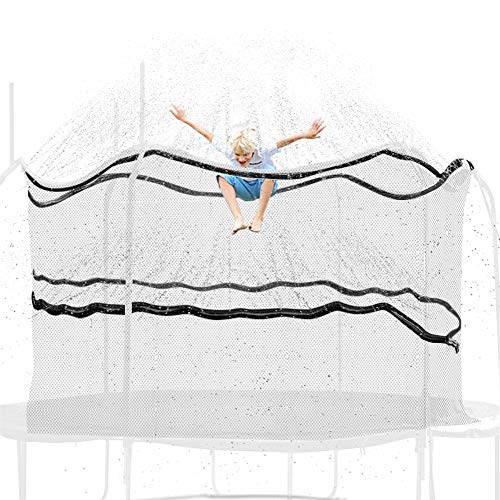 Jasonwell Trampoline Sprinkler for Kids $16.14 (38% Off)