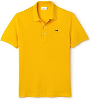 Men's Discontinued Classic Pique Slim Fit Short Sleeve Polo Shirt