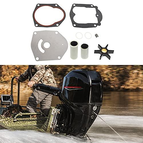 munirater Water Pump Impeller Repair Kit Replacement for Mercury Mariner 4 - Stroke Outboards 30HP 40HP 45HP 50HP Engine 821354A2