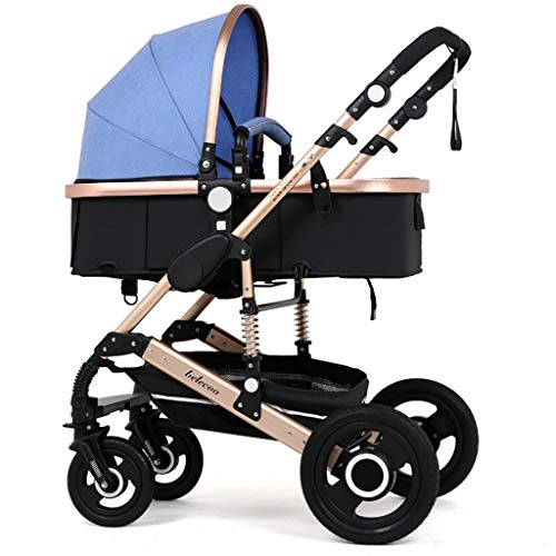 Find Discount Baby Stroller Ultra Light Portable Easy to Store Bb Umbrella Two-Way Adjustable 0-3 Ye...
