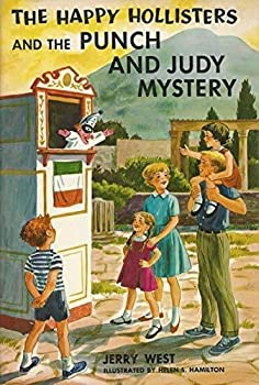 The Happy Hollisters and the Punch and Judy Mystery - Book #27 of the Happy Hollisters