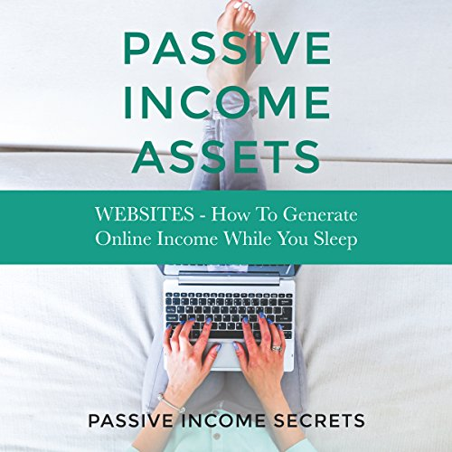 Passive Income Assets audiobook cover art