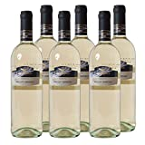 Pinot Grigio del Veneto IGT Weißwein Italien 2018 trocken (6x 0.75 l)