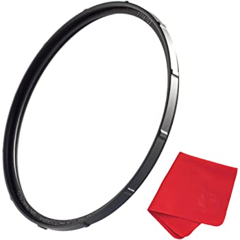 46mm X1 UV Filter for Camera Lenses - Ultraviolet Protection Photography Filter with Lens Cloth - MRC4, Ultra-Slim, 25 Year Support, Weather-Sealed by Breakthrough Photography