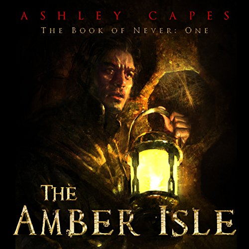 The Amber Isle audiobook cover art