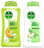 Dettol Body Wash and Shower Gel, Revitalize - 250ml