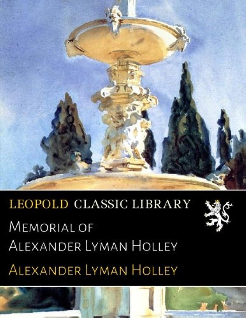スチュワードジョブスマイルMemorial of Alexander Lyman Holley