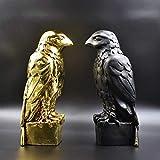 LaRetrotienda - The Maltese Falcon Statue Prop WITH SECRET COMPARTMENT or GOLD EDITION!!!, 1941 film. Handmade.