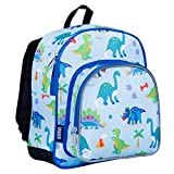 Wildkin 12 Inch Backpack for Toddler Boys and Girls, Perfect Size for...