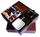 Fondue Set Schokolade: Kochbuch mit Schokoladenfondue