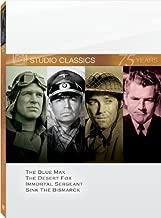 Studio Classics: (The Blue Max / The Desert Fox / Immortal Sergeant / Sink the Bismarck)