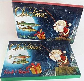 DD-Tackle Adventskalender 2020 Weihnachtskalender Angelkalender Anglerkalender