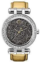 ハーレーダビッドソンレディースキラキラBling Wrist Watch。76l170