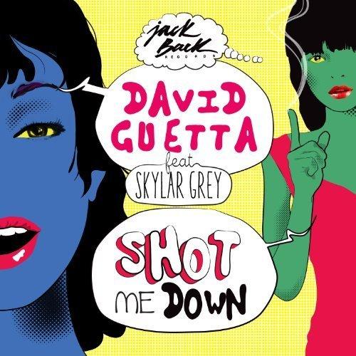 Shot Me Down by Guetta, David Feat Skylar Grey (2014-03-25)