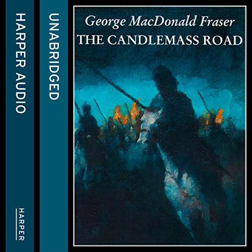 The Candlemass Road audiobook cover art