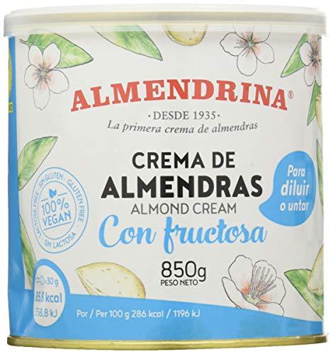 Klam Almendrina C/Fructosa 850 Gr Bote 850 Gr Crema Almendras - 400 g