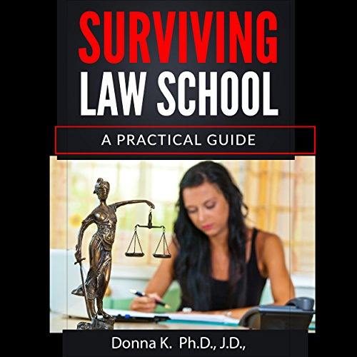 Surviving Law School audiobook cover art
