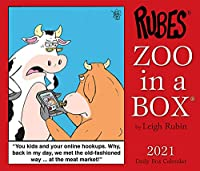 Rubes Zoo in a Box 2021 Calendar