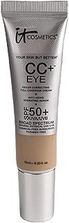It Cosmetics CC+ Eye Color Correcting Concealer SPF 50+, LIGHT