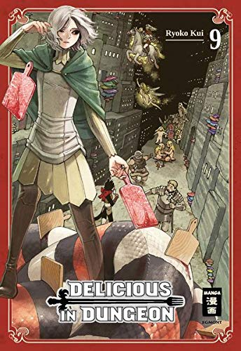 Delicious in Dungeon 09