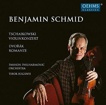 Tchaikovsky: Violin Concerto - Dvořák: Romance