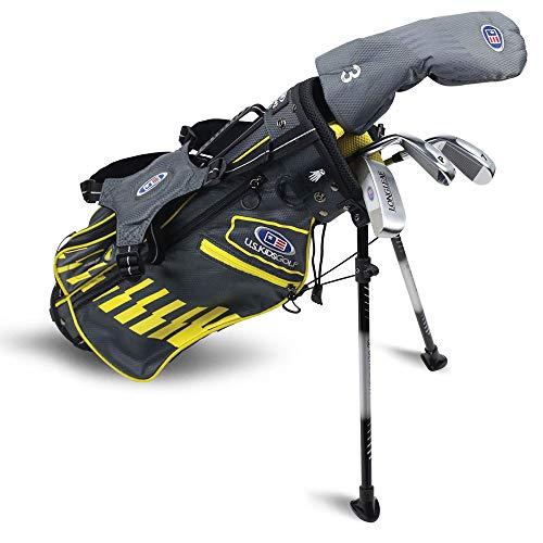 U.S. Kids Golf Schlägersatz Ultralight 2020 100-168cm Körpergröße I 3-13 Jahren 4 Schläger - 42