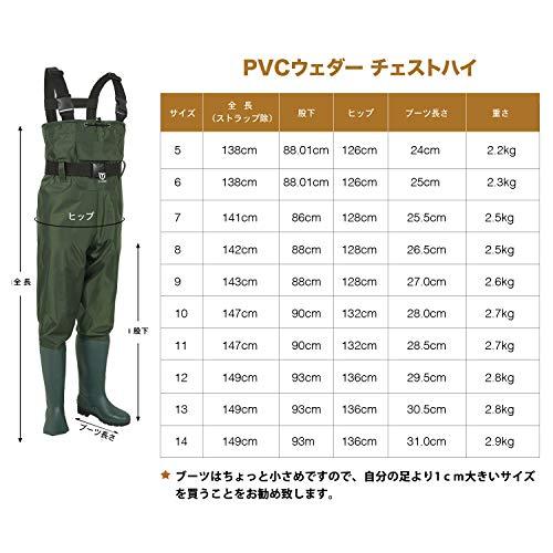 TideWeChestWadre緑色-5-日本