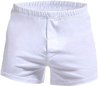 سروال داخلي بوكسر رجالي من جاجا بتصميم محدب جيد التهوية على شكل حرف يو للمنزل