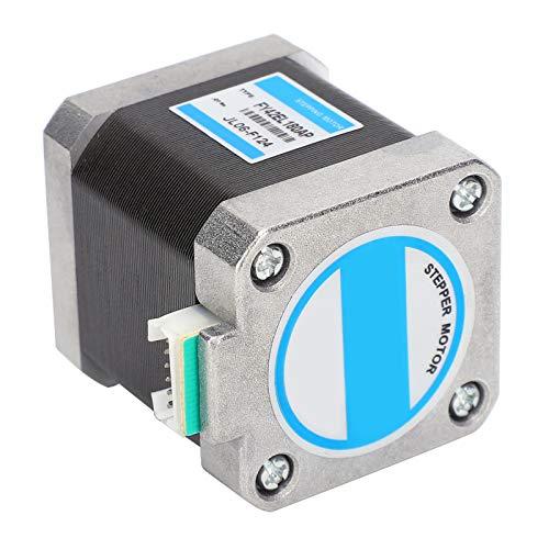 Motor de engranajes de 2 fases Motor eléctrico NEMA17 1,8 grados 0,50 Nm para soportes de exhibición para máquinas expendedoras de coches de juguete