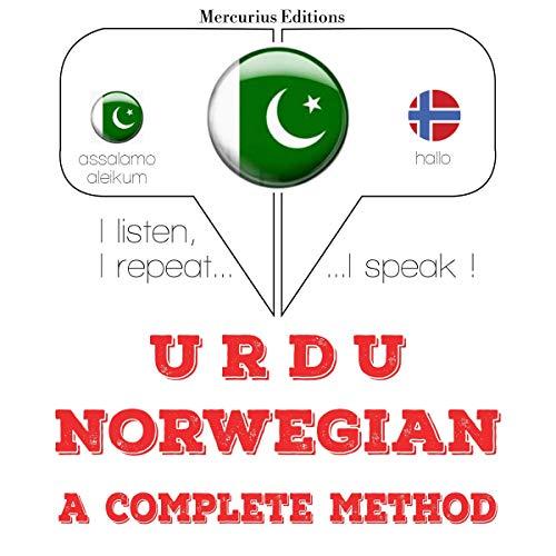 Urdu – Norwegian. A complete method cover art