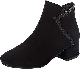RAZAMAZA Women Autumn Casual Ankle Boots
